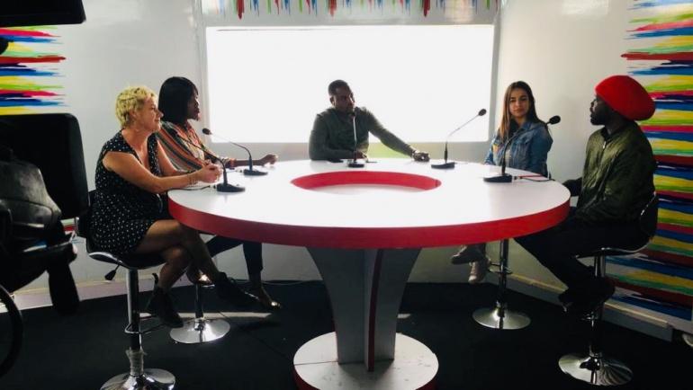 Nio Far en direct à la SenTV